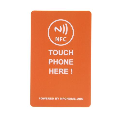 サムスンのギャラクシー S5 S4 メモ III ノキア雪 920 ソニー Xperia ネクサス 5 ユニバーサル スマート NFC タグ名刺