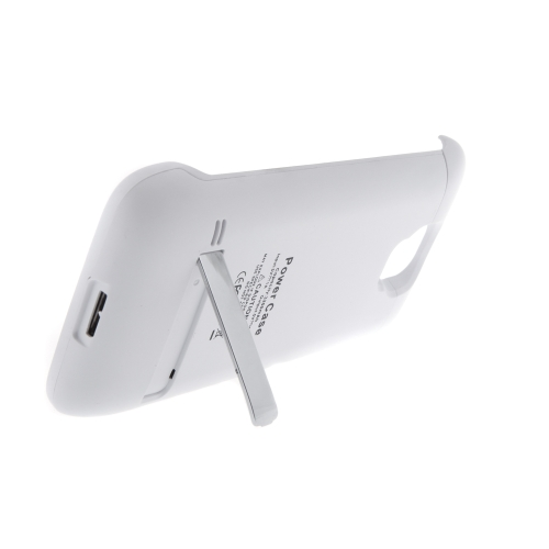 3200mAh External Backup Battery Charger Power Bank Case Portable Rechargeable with Stand for Samsung Galaxy S5