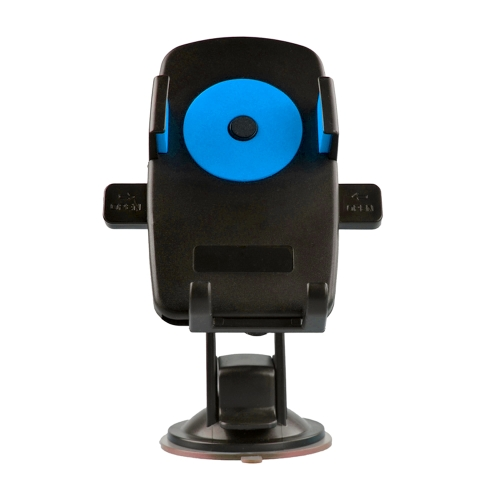 Easy One Touch 360 Degree Rotatable Car Mount Bracket Holder for iPhone Cellphone GPS MP4 PDA
