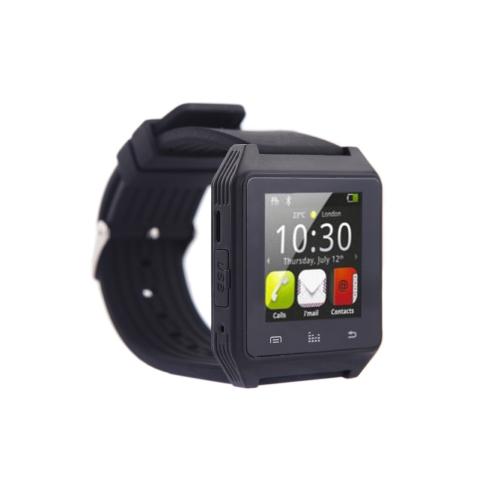 Zegarek BT dla Androida Smartphone Zabezpieczenie przed utratą alarmu Synchronizacja z ekranem dotykowym Synchronizacja z SMSem Muzyka i aparat Zdalne sterowanie Białe