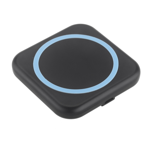 Qi Wireless Pad Charger Transmitter for iPhone Samsung Galaxy S5 S3 S4 Note2 Nokia Nexus Square Blue