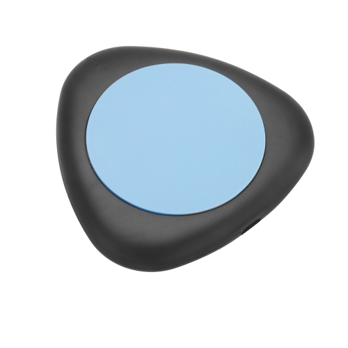 Qi Wireless Pad Charger Transmitter for iPhone Samsung Galaxy S5 S3 S4 Note2 Nokia Nexus Triangle Blue
