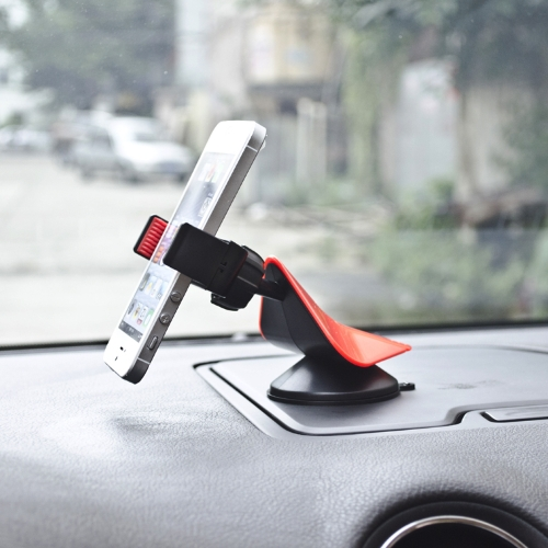 Universal Car Vehicle Mount Holder Bracket Stand Sucker 360 Degree Rotating for Mobile Cell Smartphone iPhone 5 6 Samsung Galaxy 5