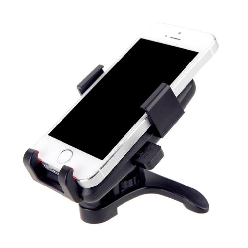 普遍的な車車空気口マウント ホルダー ブラケット スタンド 360 度回転携帯携帯スマート フォン iPhone 5 6 のための三星銀河 5 I9600 GPS