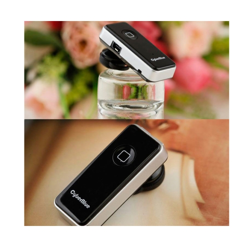 ミニ CyberBlue ワイヤレス BT ハンズフリー ヘッドセット ステレオイヤホン HTC サムスンの携帯電話の iPhone のため