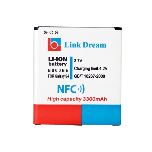 Extended Replacement Li-ion Battery 3.7V 3300mAh NFC Function for B600BE Samsung Galaxy S4 i9500 i545 i337 L720 M919 R970