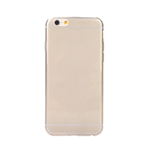 Ultrathin Lightweight TPU Fashion Bumper Shell Case Protective Back Cover for Apple iPhone 6 4.7