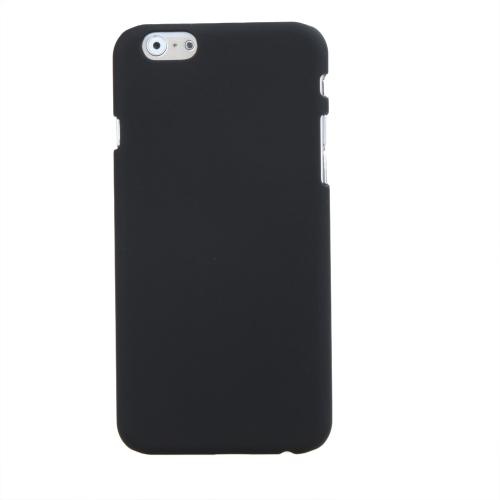 Processo de protecção de PC tampa duro voltar para Apple iPhone preto 6
