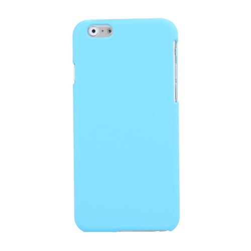 PC Защитный Чехол Обложка Жесткая Задняя для Apple iPhone 6 Синий