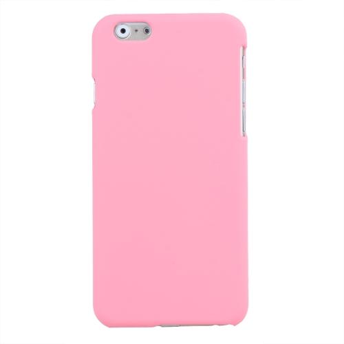 Processo de protecção de PC tampa duro voltar para Apple iPhone 6 rosa