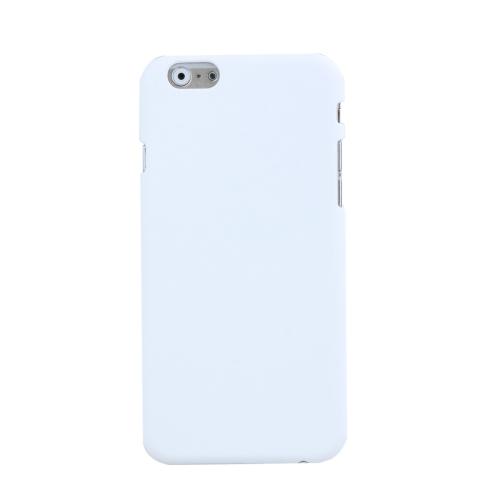 Processo de protecção de PC tampa duro voltar para Apple iPhone branco 6