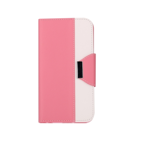 Fashion Wallet PU Flip Leather Protective Case Cover with Card Holder Sling for iPhone 6 Plus