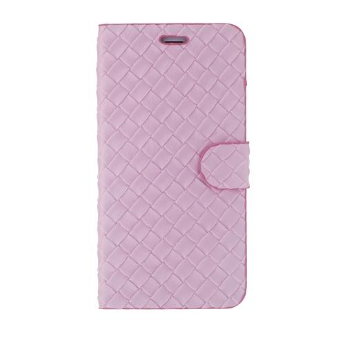Magnétique Flip texturé PU cuir cas dur retour couvrir peau pochette Ultra mince fente pour carte PC pour Apple iPhone 6 Plus 5,5
