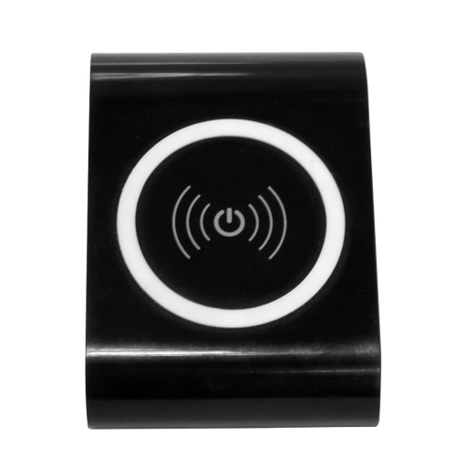 Qi Fashion Wireless Charger Pad Transmitter for iPhone 4 4S 5 5S 6 Samsung Galaxy S5 S3 S4 Note2 Nokia Google LG HTC Black