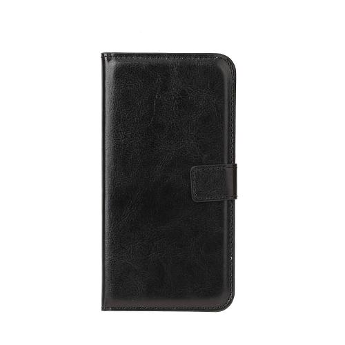 Luksusowa klapka PU Skórzana torba na laptopa Pokrowiec na etui Pokrowiec na pasek Folded Magnetic Clip dla Apple iPhone 6 Plus 5,5 cala