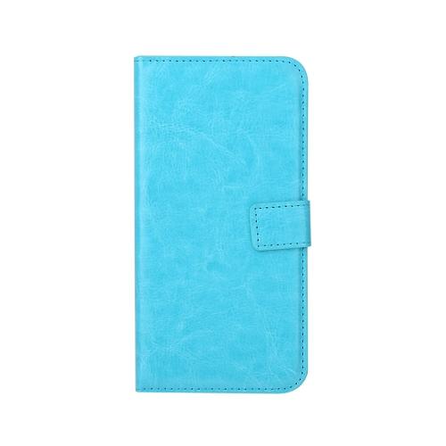 Luxe Flip PU cuir dur Wallet cas couvrir sachet Stand plié magnétique Clip pour Apple iPhone 6 Plus 5,5