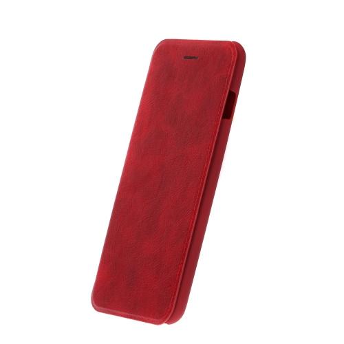 Moda carteira PU couro Ultra Slim caso cobrir casca protetora para iPhone 6 Plus 6S Plus