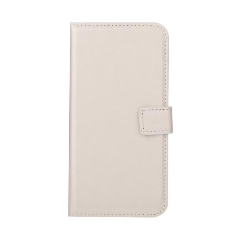 Luxo Flip PU couro duro carteira caso cobrir bolsa ficar dobrado magnética Clip para Apple iPhone 6 4,7