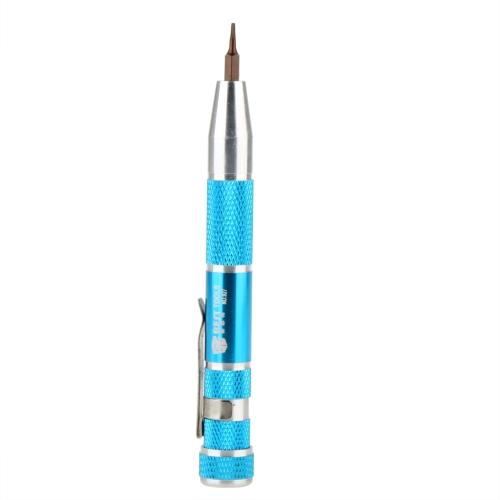 BEST BT-927 Disassembling Repair Aluminum Pen Tool Set for iPhone Mobile Phone
