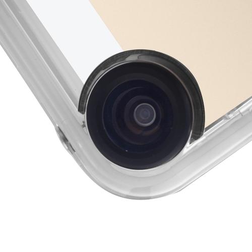 120° robusto à prova d'água esportes telefone fotografar Kits com Wide Angle Lens para iPhone 5 5S