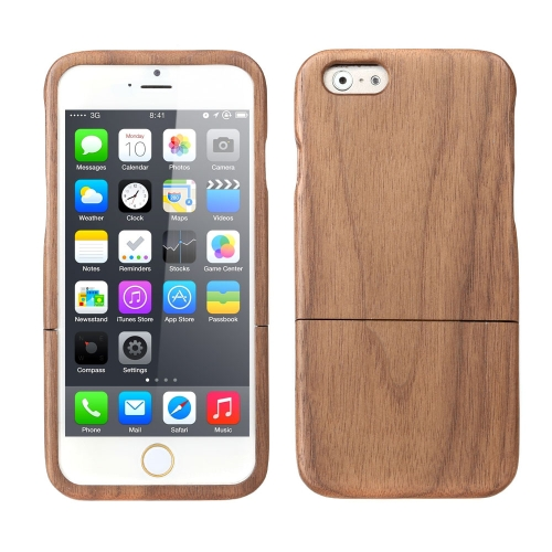 Lightweight Wooden Fashion Environmental Protective Case Back Cover for iPhone 6 4.7
