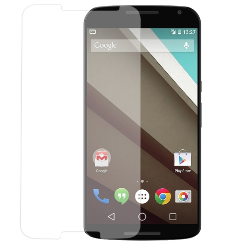 Link Dream 0.33mm 2.5D 9H Tempered Glass Screen Protector Protection Film Guard Anti-shatter for Google Nexus6