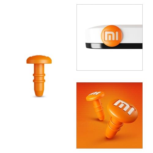 Xiaomi Silicone Funny Cute MI Anti Dust Earphone Plug for 3.5mm Earphone Jack