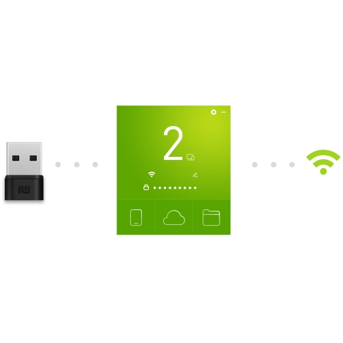 Xiaomi Mini Portable Wifi Router USB 2.0 Wireless Network Adapter for iPhone Samsung HTC Smartphone Tablet
