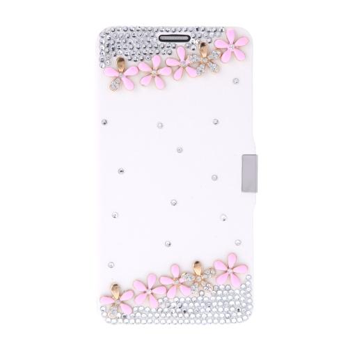 Moda Bling aleta pára-choques caso tampa protetora para Samsung Nota 4 N910
