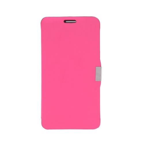Moda magnetica Flip paraurti protettivo rigido pelle Custodia Cover per Samsung nota 4 N910