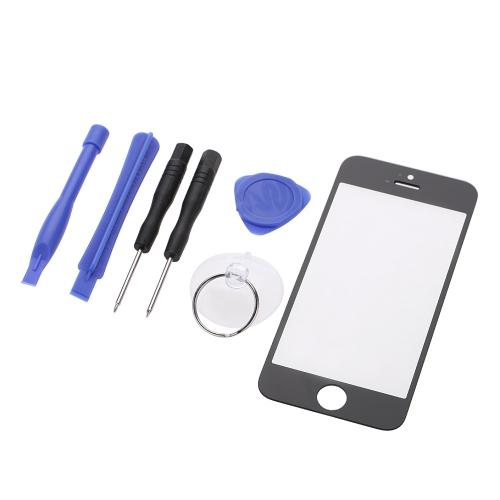 7-em-1 Touch Screen vidro substituição chave de fenda desmonte Tool Set para iPhone6 6 Plus 5 5S