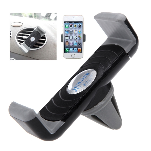 Portable Extendable Universal Car Air Vent Mount Cradle Bracket Stand Holder for iPhone Width 2.2~3.3