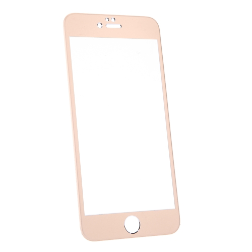 Красочные 0.26 мм 2,5 D 9H полный экран титана сплава закаленное стекло протектор защиты фильм гвардия анти shatter iPhone 6 плюс