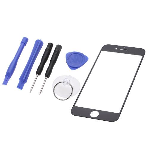 7-em-1 Touch Screen vidro substituição chave de fenda desmonte conjunto de ferramentas para o iPhone 6 4,7