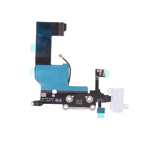 Charging Data Transmission Port Audio Jack Flex Cable for iPhone 5