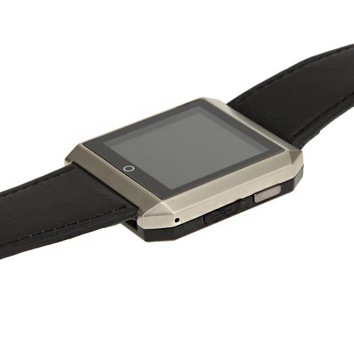 Rwatch R6s BT BT4.0 Smart смотреть 1.6 «экран для Android 2.3 до 4,2 IOS 7.0 BT4.0 выше Smartphone шагомер грабитель будильник сна монитор фото