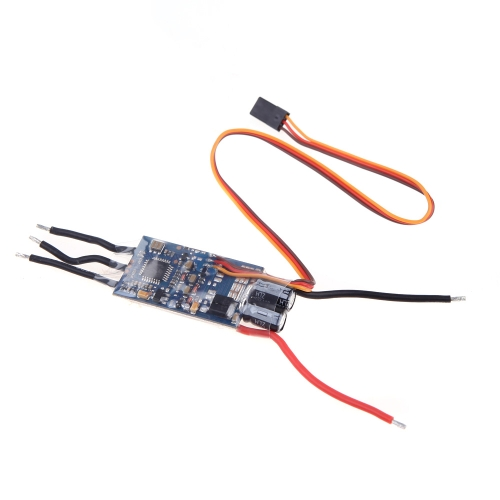 Original ZTW Spider Series 20A OPTO Brushless Speed Control ESC 2-6S Lipo for Multicopter Qudcopter Airplane Part (20A Brushless ESC,ZTW Spider Series 20A ESC)