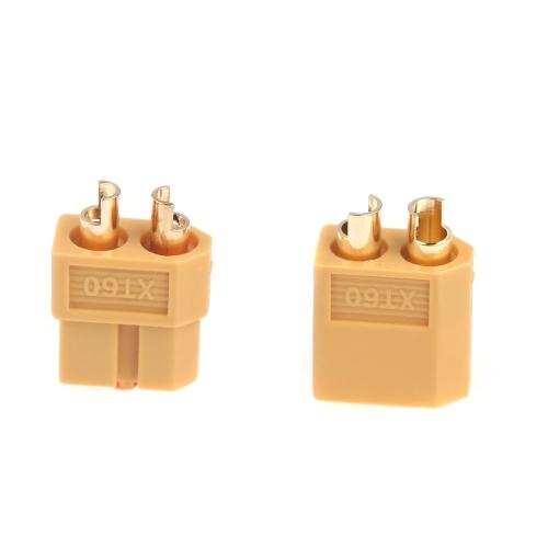 10 пар XT60 XT-60 мужской женский пуля разъемы вилка для RC батареи ESC мотор часть (XT60 разъем, разъемы XT60) фото