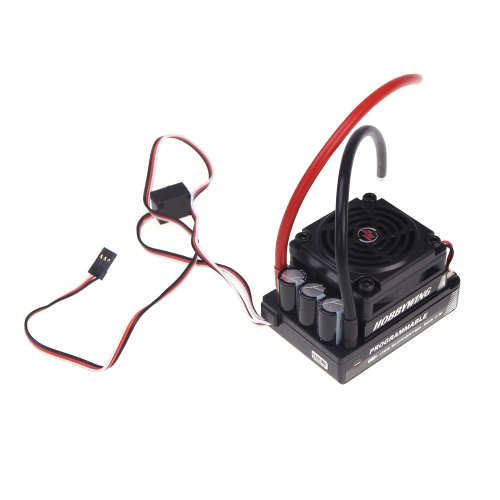 Original Hobbywing EZRUN 150A PRO Brushless ESC for 1/8 1/5 on-road or off-road Sport Car Part