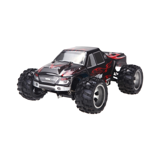 Wltoys A979 2,4 G 01:18 1/18 Scale 4WD Elektro RTR Truck Offroad Car (Wltoys Fahrzeuge; Wltoys A979 Off-Road, LKW 1/18)