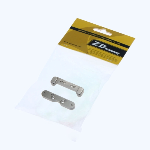 Original ZD 1/16 RC Car General Part Aluminium Alloy Rear Arm Fixed Block Group 6264