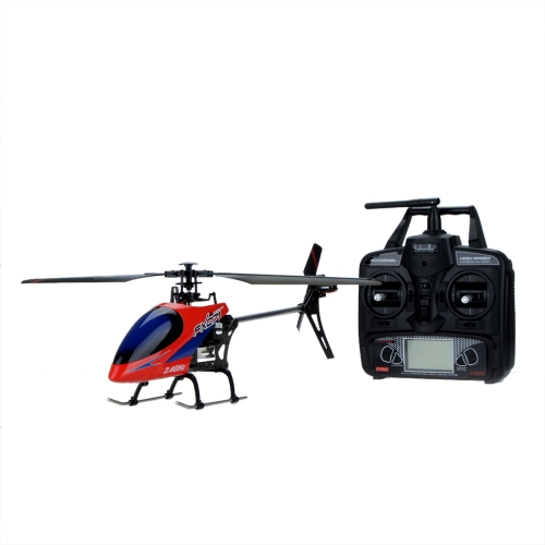 FX-Series FX071C 2.4G 4CH RC Flybarless Helicopter w/two Modes of the Remote Control