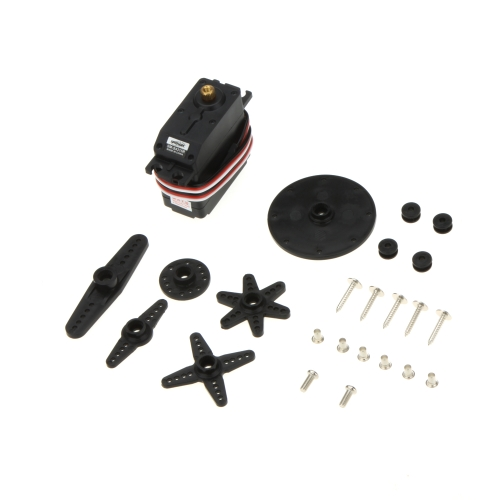 SpringRC SM-S4315R 15Kg Large Continuous Rotation 360 Degree Metal Servo for Robot