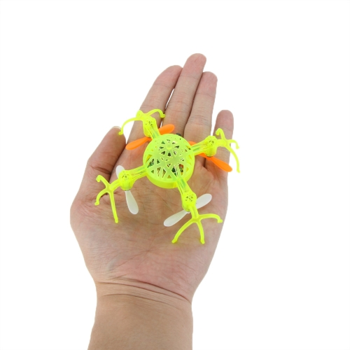Top Selling X6 2.4G 4CH Super Stable Flight RC Mini Spider Quadcopter Toy FY319