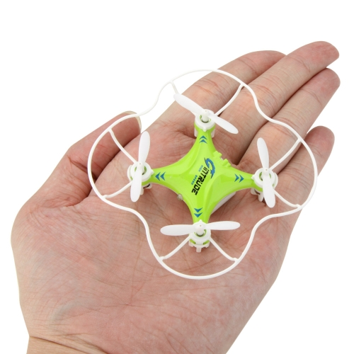 Nouveau Mini Quadcopter RC Vol Super Stable Jouet Quadcopter M9912 X6 2.4G 4CH 6-Axes Gyro