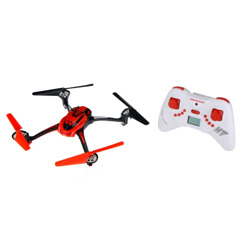Hong Tai NEW Super Stable Flight RC Quadcopter Toy F802 2.4G 4CH 6-axis Gyro