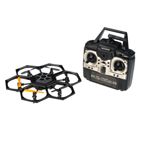 NEW X45 Super Stable Flight Mini RC Multirotor Quadcopter Toy 2.4G 4CH 6-axis Gyro