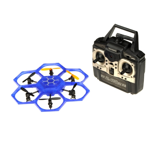 NEW X45 Super Stable Flight Mini RC Multirotor Quadcopter Toy 2.4G 4CH 6-axis Gyro Image