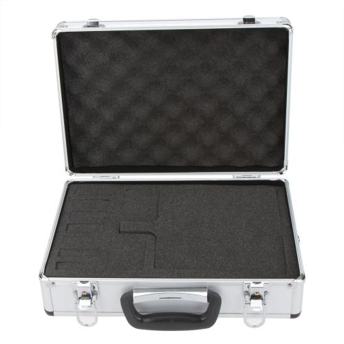 Высокое качество Универсальный передатчик алюминиевый корпус для Futaba JR Spektrum Walkera Esky передатчик
