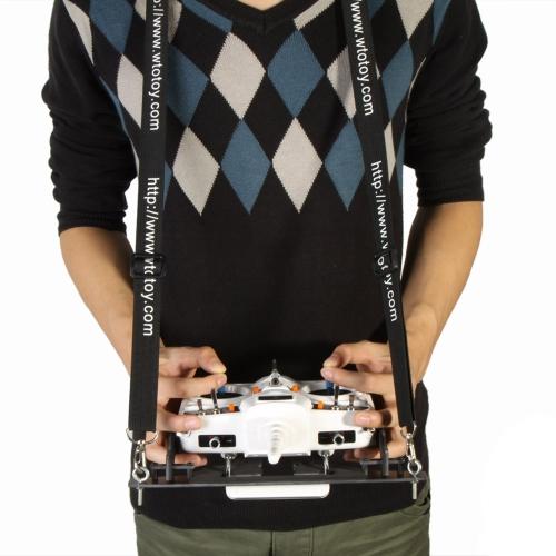 Alta qualità ergonomica trasmettitore universale Pallet portavassoi per Futaba JR Spektrum DJI Walkera Esky trasmettitore
